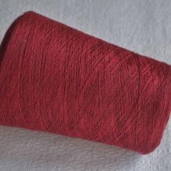 Lanerossi Пряжа на бобинах Folco материал меринос+акрил  цвет рубиновый меланж