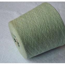Zegna Baruffa Пряжа на бобинах Geo материал 100% меринос экстрафайн цвет  зеленый чай