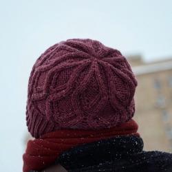 МК Головной убор мужская шапка с аранами