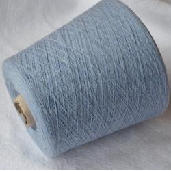 Filpucci Пряжа на бобинах Klima материал смесовка цвет  голубой джинс