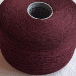 Lanerossi Пряжа на бобинах Amico Soft материал меринос цвет вино-коньячый