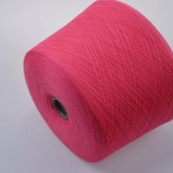 Zegna Baruffa Пряжа на бобинах Cashwool материал меринос цвет розовая пастила