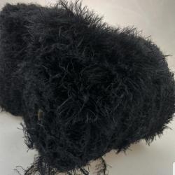 Италия Пряжа на бобинах Craft Baby Alpaca Holly  материал альпака цвет черный