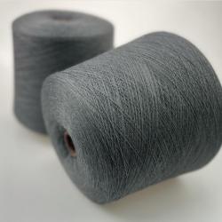 Lana Gatto  Пряжа на бобинах Harmony материал меринос цвет стальной серый